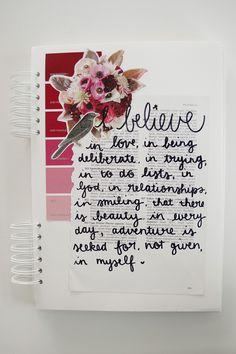 Art Journals - Caylee Grey