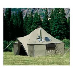 Cabelau0027s Ultimate Alaknak™ 12-ft. x 12-ft. Tent | Tents C&ing and Outdoor gear  sc 1 st  Pinterest & Cabelau0027s Ultimate Alaknak™ 12-ft. x 12-ft. Tent | Tents Camping ...