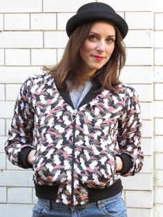 Sew Dixie Lou. : Switchblade sister: The Rigel Bomber