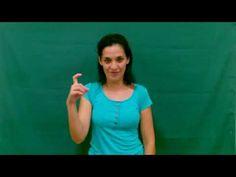 Lengua de Señas - Instituto de Idiomas: Nivel 2: Los Números V Neck, Videos, T Shirt, Tops, Women, Fashion, Sign Language, Word Reading, Supreme T Shirt