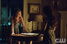 "The Vampire Diaries -- ""Death and the Maiden"" -- Image Number: VD507"