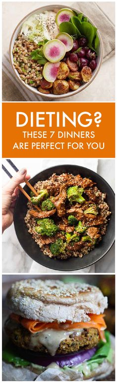 Dieting? Need to lose weight? These 7 healthy recipes under 300 calories are perfect for you and will actually boost your weight loss goals! Not to mention, how delicious they look! Womanista.com