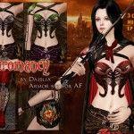 [Necromancy] Blood elves armor for AF maxis recolours) Autumn Fashion For Teens, Teen Fashion, Sims 4 Cas, Sims Cc, Elf Armor, Black Armor, Elf Clothes, Sims4 Clothes, Best Sims