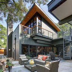 Mid Century Style House Design Ideas, Pictures, Remodel and Decor