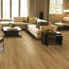 Select Surfaces Click Laminate Flooring Country Maple