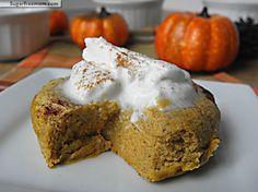 Healthy Pumpkin Pie Custard: Gluten Free & Low Carb for those who can't do gluten but still want their pumpkin dessert!