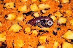 Arroz con pulpo (para 2 personas) | Restaurante pulpería Cova de Ons en Portonovo, Pontevedra
