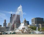 Favorite Place....♥ Buckingham Fountain! Chicago Illinois, Luv it! ♥