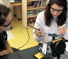 makerspace ideas: http://makerspace.com/