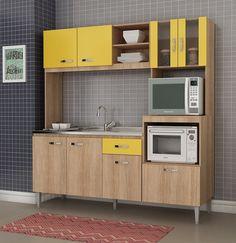 Cozinha compacta Toklar.   Se você mora em apartamentos pequenos ou se tem uma cozinha pequena, a nossa sugestão é a otimização do seu espaço com a cozinha compacta, leve estilo e também muito luxo com pouco. :)   Encontre as nossas amostras diretamente na loja física em Cascavel.