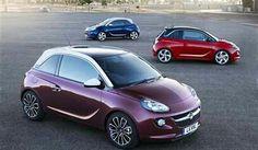 Dream car - Vauxhall Adam