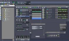 This pin is of a music production software. My major is music production so as my career I want to not only produce music but to master the programs I will use. This picture motivates me to master my software in order to create the music I would like.