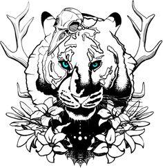 Tiger by ~quidames on deviantART