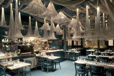 Konstam Restaurant in London by Heatherwick Studios