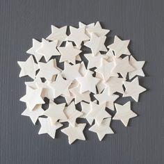 wooden stars via Home Sweet Home Design - Etsy