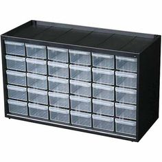 Flambeau 6576NC 30 Drawers Utility Box