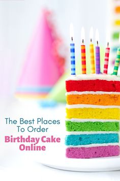 If you're wondering where to order birthday cake online, you've come to the right place. In the list below, you'll find some of the best cake delivery services. Get delicious birthday cake delivered right to your door or shipped nationwide to friends and family. Cookie Dough Recipes, Fudge Recipes, Snack Recipes, Candy Recipes, Fruit Recipes, Cheesecake Recipes, Sweet Recipes, Dessert Recipes, Order Birthday Cake Online