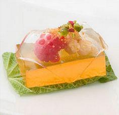 Wagashi Sushi by Chef Michael Laiskonis of Le Bernardin – New York, NY