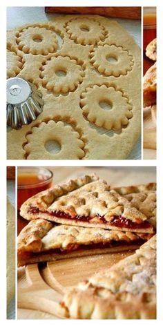 Sugar Cookie Recipe Easy, Easy Sugar Cookies, Cookie Recipes, Easy Banana Bread, Sweet Pie, Russian Recipes, Sweet Recipes, Pinterest Recipes, Food Porn