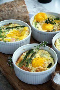 æg encocotte laks