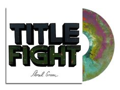 Title Fight - Floral Green - Floral LP (Limited to 500 copies)