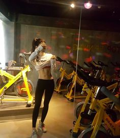 ... #gymfact #fitnessfreak... Indoor Cycling Bike, Road Cycling, Cycling Bikes, Physical Fitness Program, Hills And Valleys, Spinning Workout, Spin Class