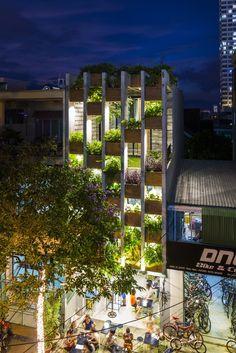 Galería de Resort en Casa / ALPES Green Design & Build - 15