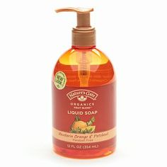 Nature's Gate Organics Fruit Blends Liquid Hand Soap: This certified Organic Extracts are fresh from the field, locally grown in California on land dedicated to growinng Nature s Gate botanical essences.