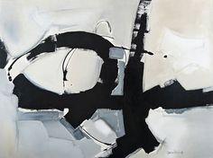 """Saatchi Art Artist Dorothee Winkler; Painting, """"Recoil"""" #art"""