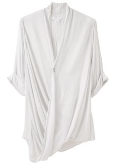 Overlap Shirt ( by Helmut Lang ) $320....I like it.  But definitely NOT for that amount of money.