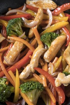 Greek Recipes, Asian Recipes, Diet Recipes, Chicken Recipes, Cooking Recipes, Ethnic Recipes, One Dish Dinners, Asian Kitchen, Tasty Videos