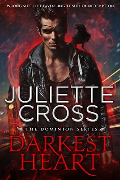 The Book Quarry: Juliette Cross' Darkest Heart Cover Reveal