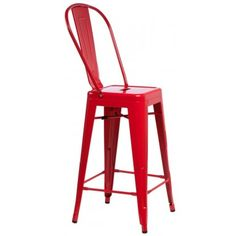 Bar Stools, Red, Design, Furniture, Note, Home Decor, Products, Paris, Home