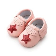 First Walkers Imported From Abroad Lovely Hair Ball Baby Girl Shoes Pu Suede Leather First Walker Baby Moccasins Newborn Mary Jane Crib Shoes Soft Sole Dance Shoes Easy To Repair