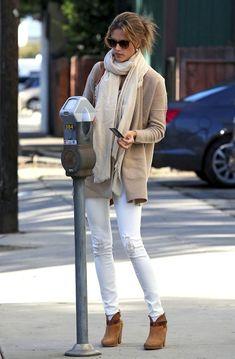 Weiße Jeans Styles für Frauen     JeansJeansStreetStyleWeißfarbeWeißDenimWhiteJeans Weiße Jeans Winter,  Outfits Weiße Hose, 268c274dc6