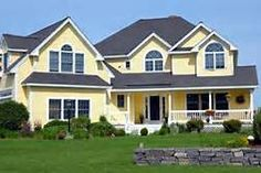 Popular Exterior House Paint Colors - Bing Images