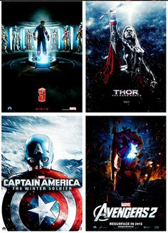 Upcoming Marvel Films. This makes me very happy.