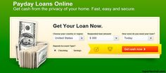 Another interesting cash advance payday loans software ever featured online is the Ideal Software Systems' Pay Day Advance/Check Cashing System.