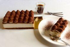 tiramisu crème Mascarpone biscuit cuillère café cacao dessert Desserts Menu, Cookie Desserts, Dessert Recipes, Dumplings, Entremet Recipe, English Desserts, Chocolate Coffee, Culinary Arts, Mini Cakes