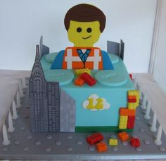 lego movie cakes - Bing Images