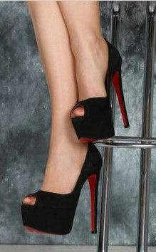 Learn to rock high heels in style - and comfort! dropdeadgorgeousd...