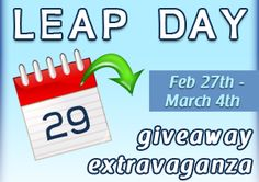 Leap Day Giveaway Extravaganza :: Enter to win a $250 Target Gift Card on http://www.stockpilingmoms.com