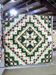Pictures from Quilt Show Quilting Board, Log Cabin Quilts, Block Patterns, Quilt Pattern, Home, Ad Home, Homes, Quilts, Haus