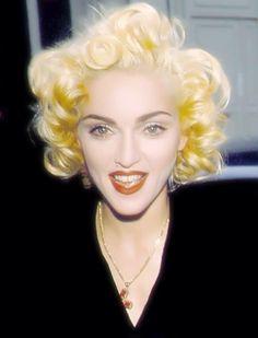 Madonna. 1990