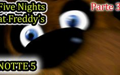 Five Nights at Freddy's - La Notte 5 è difficile! Eccoci ad un altro episodio di Five Nights at Freddy's per Android! Siamo arrivati fino alla Notte 5 ma le cose adesso si fanno veramente difficili! Freddy adesso è più aggressivo e possiamo ritrovar #fivenightsatfreddy's #horror #android