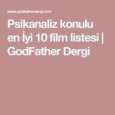 Psikanaliz konulu en İyi 10 film listesi   GodFather Dergi