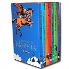 The Complete Chronicles of Narnia ( Boxed Set 7 Books ): Amazon.co.uk: C. S. Lewis: 9780583331371: Books