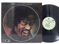 The Genius of Jimi Hendrix LP #Vinyl Record Trip TLP-9523