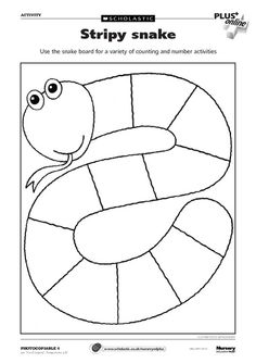 Pattern Snake Template | Pinterest | Free pattern, Snake and Template