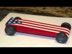 Best 10 Pinewood Derby Cars In The WORLD! - YouTube